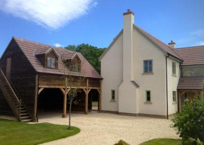 new build in Dorset